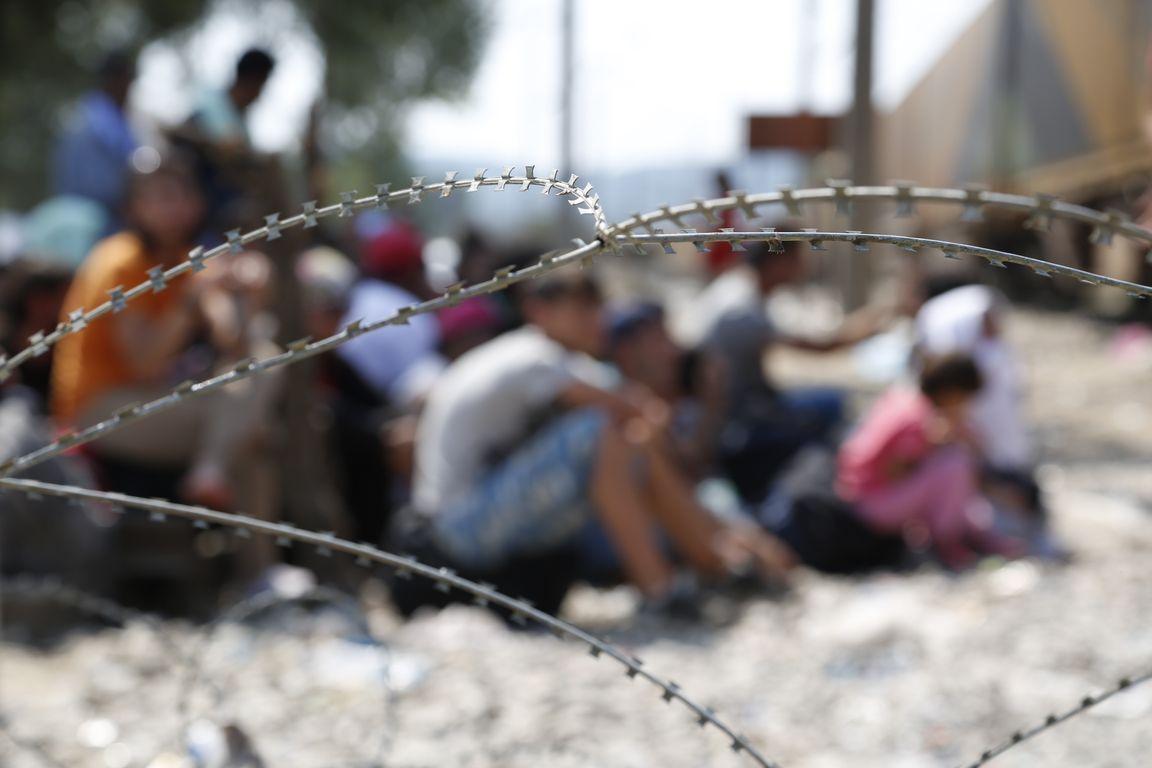 Κρούσματα ανεμοβλογιάς σε παιδιά στον καταυλισμό προσφύγων στη Μόρια της Λέσβου