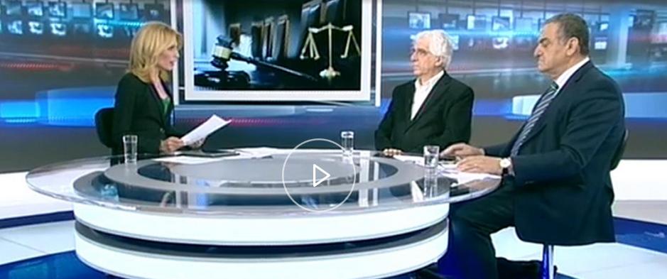 To debate Αθανασίου - Παρασκευόπουλου στον ΑΝΤ1