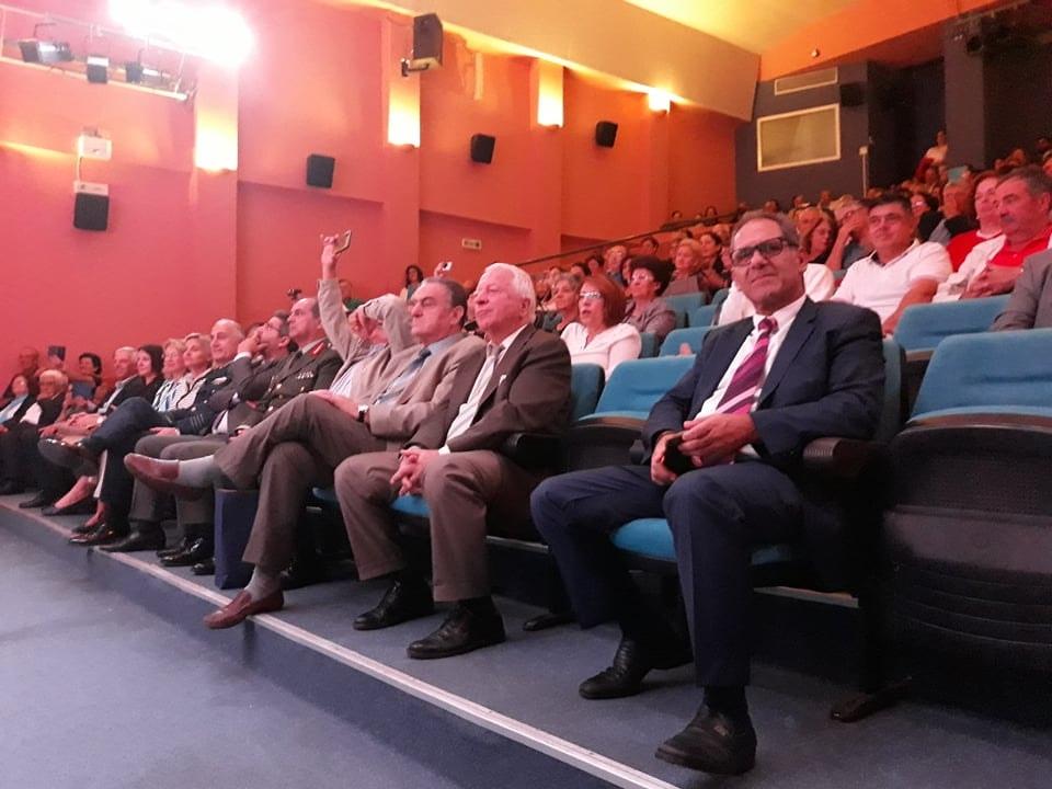 Παρουσία Αθανασίου στις εκδηλώσεις για την 107η Επέτειο της Απελευθέρωσης της Λήμνου