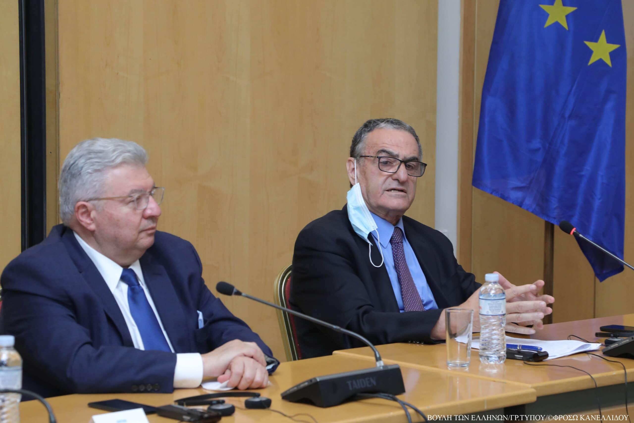 Συνάντηση Αντιπροέδρου Χαρ. Αθανασίου με νεολαίους από τη Διασπορά Ελλάδας-Κύπρου-Αιγύπτου στο πλαίσιο του Προγράμματος ΝΟΣΤΟΣ 4