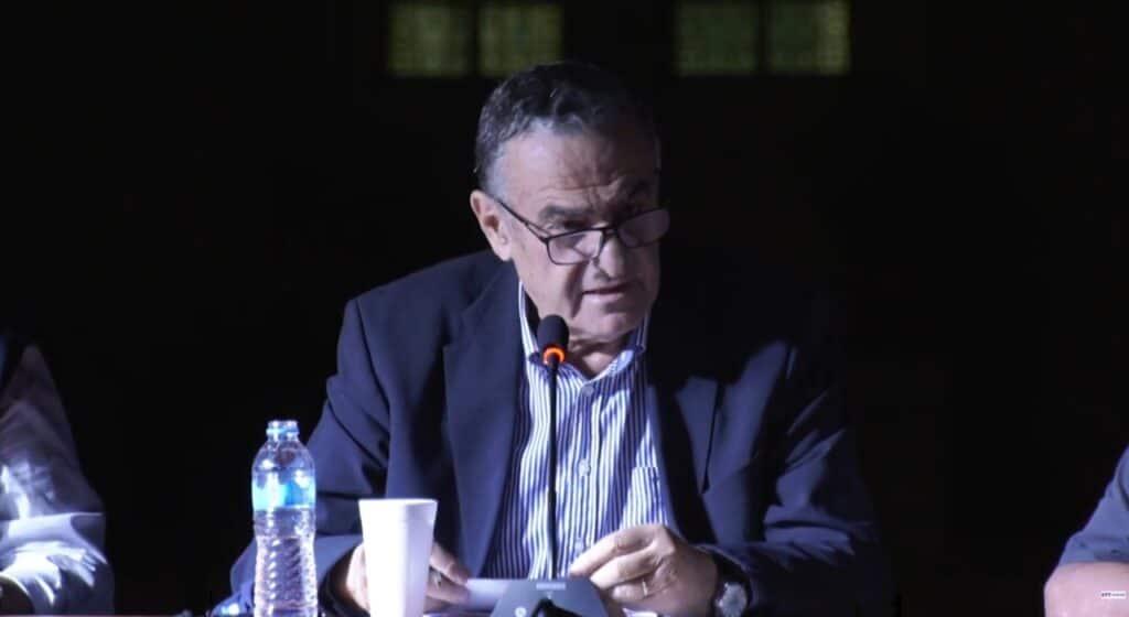 Τοποθέτηση του Χαρ. Αθανασίου στην εκδήλωση: «Ημέρες μνήμης Μικρασίας 2021 – 99 χρόνια μετά Θυμόμαστε, Γνωρίζουμε, Τιμάμε»
