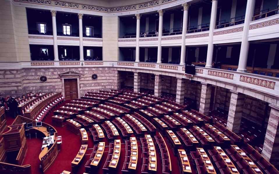 Ομιλία Αθανασίου στη Βουλή για τους εταιρικούς μετασχηματισμούς