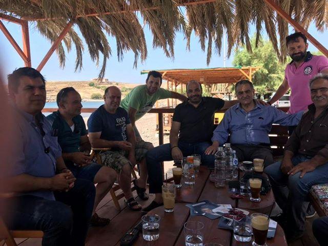 Περιοδεία Αθανασίου σε Μεσότοπο και Ταβάρι