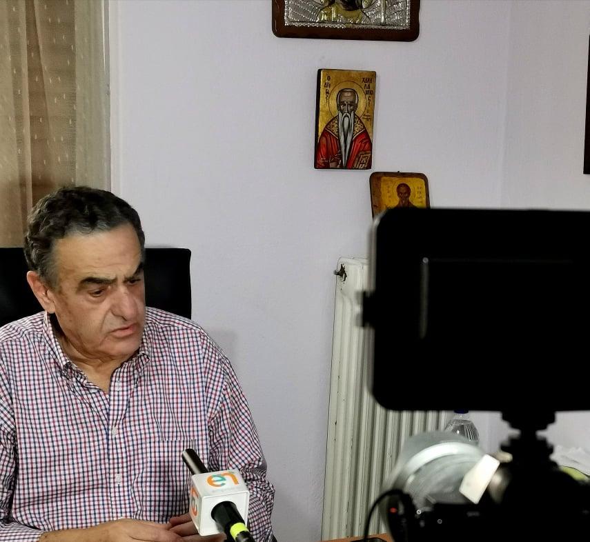 Συνέντευξη στην εφημερίδα Εμπρός για το Μεταναστευτικό