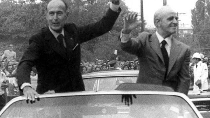 Συλλυπητήρια για το θάνατο του πρώην Προέδρου της Γαλλικής Δημοκρατίας Βαλερί Ζισκάρ ντ' Εστέν